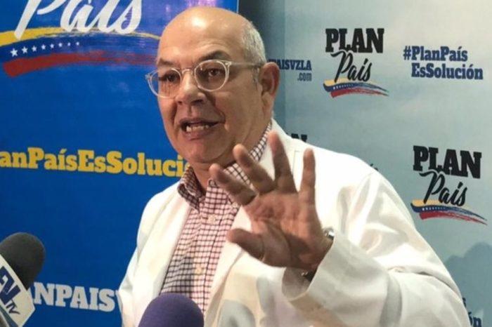 Julio Castro pide descentralizar pruebas tipos PCR para diagnósticos de coronavirus