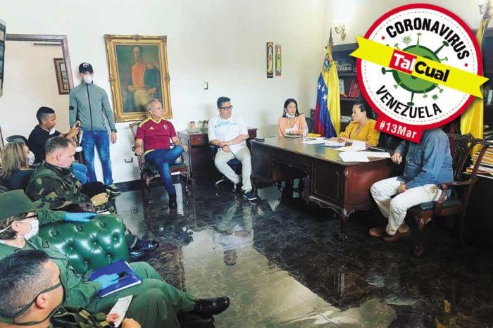 Laidy Gómez se reúne con la ZODI Táchira
