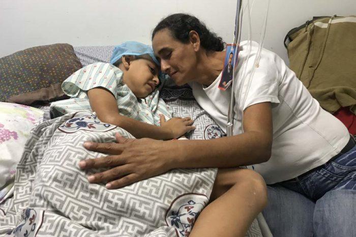 Un ventilador le salvó la vida a Roiber en el Hospital Vargas de Caracas