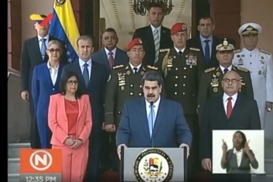 Maduro-coronavirus