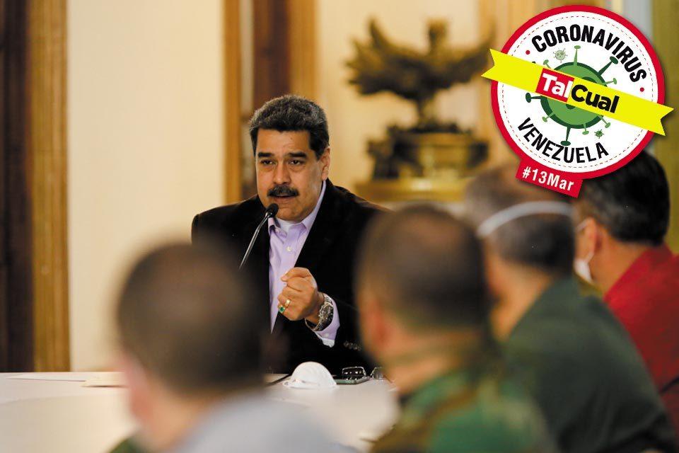 Maduro Covid-19