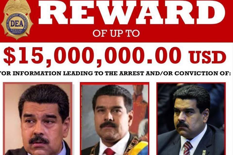 Maduro puede recibir hasta 4 cadenas perpetuas