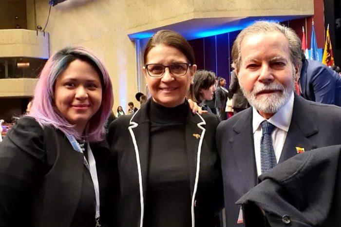 María Alejandra Aristeguieta, representante de Guaidó en Suiza, renunció a su cargo