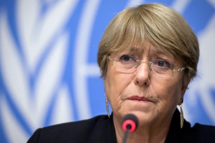 Bachelet pide a gobiernos atender a población carcelaria ante crisis por covid-19