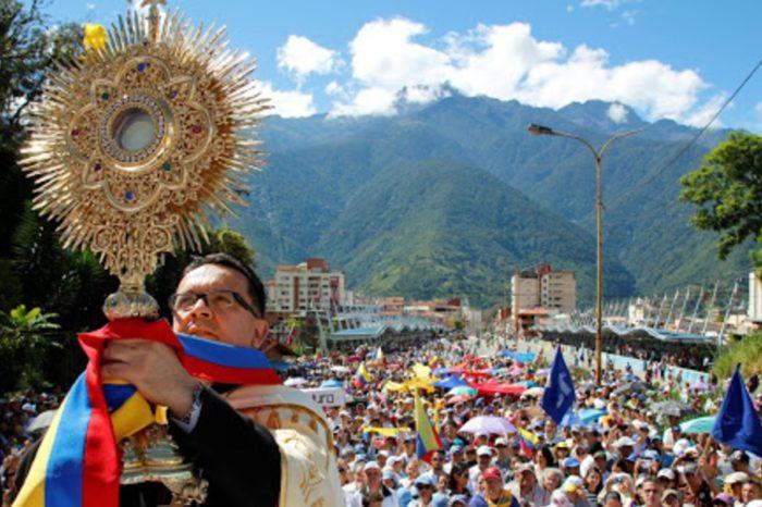 coronavirus y la Iglesia venezolana