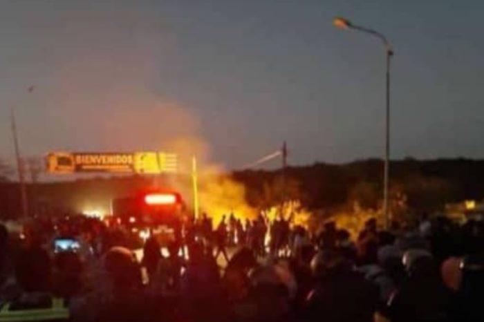 Protestas y saqueos en Paraguachón y Río Limón encienden frontera colombo-venezolana