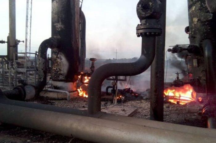 Explosión Pdvsa gas