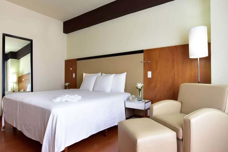 Hoteles de lujo serían utilizados como hospitales