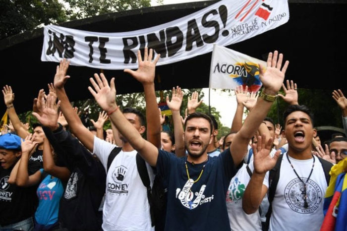 Déficit de servicios básicos y apagones provocaron la mayoría de protestas en febrero