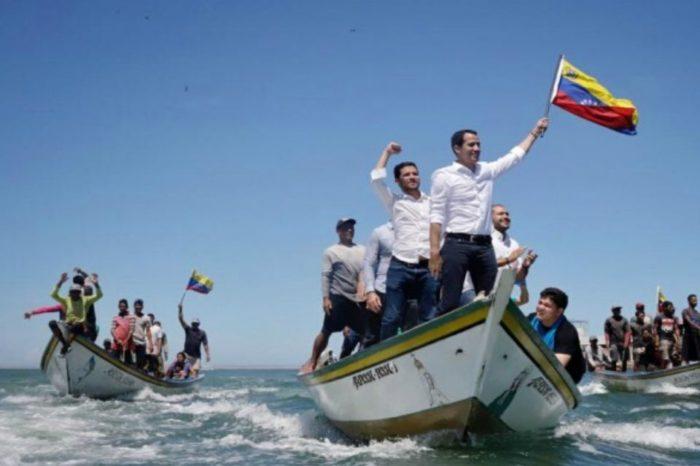 Quién es Rafael Rico, el último perseguido de las FAES por estar vinculado a Guaidó