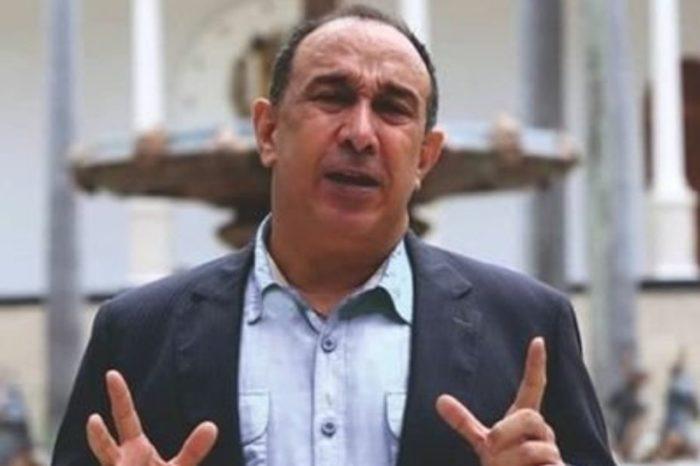 Tony Geara preso político