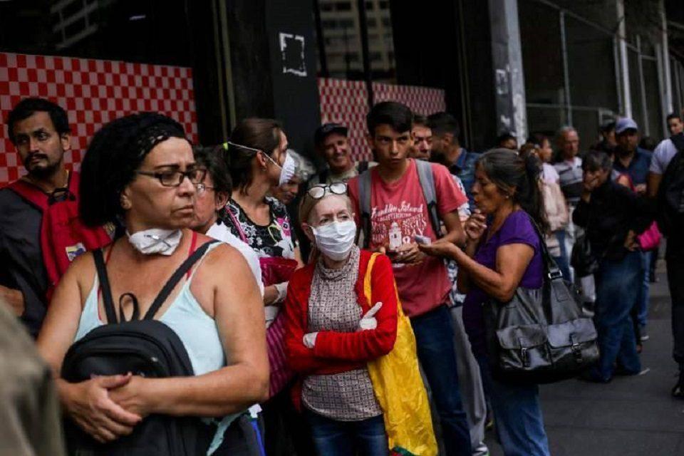 Distrito Capital, Hiperinflación. Venezuela