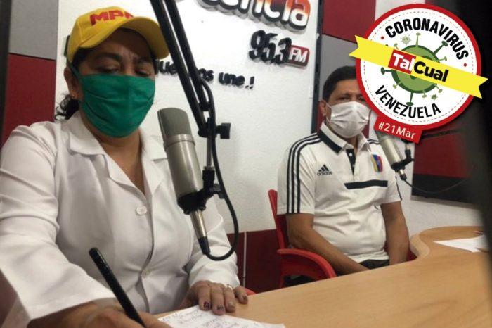 Covid-19 en Venezuela | Gobernador de Barinas asegura que aún no hay casos en la entidad