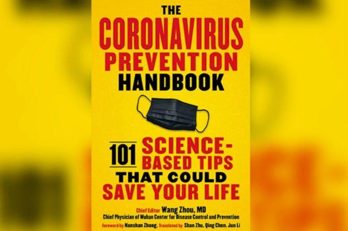 """""""The Coronavirus prevention handbook"""": el libro que recomienda Maduro sobre el covid-19"""