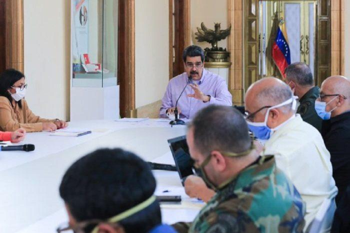 Maduro informa de dos nuevos casos y se elevan a 325 los contagios por covid-19