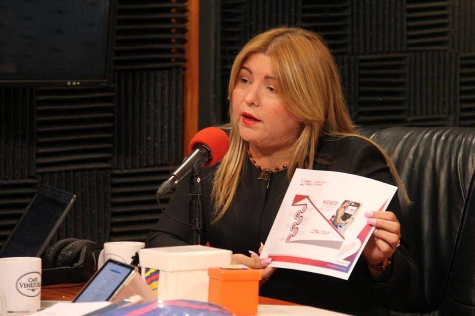 Eneida Laya Lugo ministra Comercio flexibilización