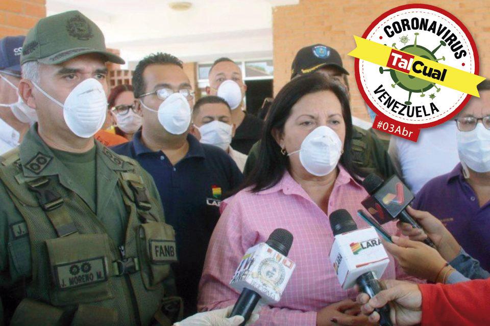 Carmen Meléndez covid-19
