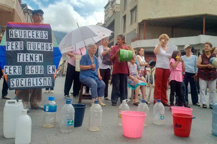 Cuarentena no detiene las protestas y se registran 580 en el mes de marzo