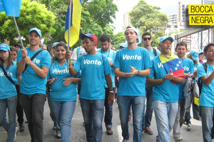 Vente Venezuela. Boccanegra