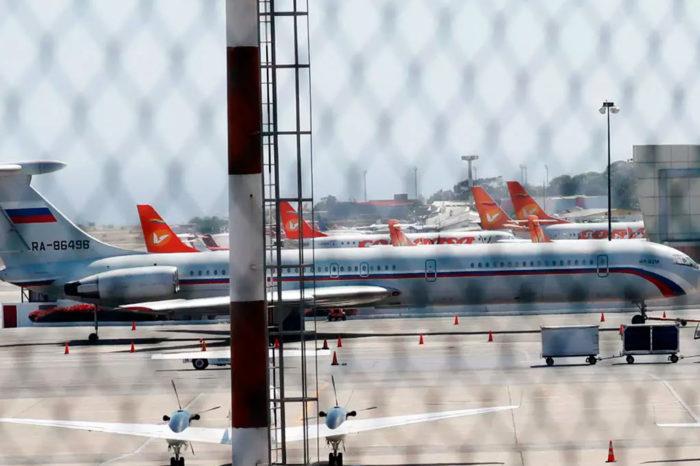 Transporte líneas aéreas