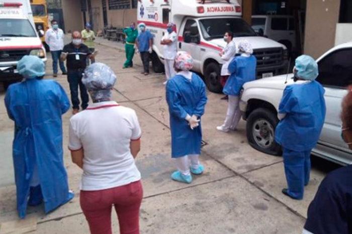 Familia en Táchira es puesta en cuarenta al dar positivo en test rápido de covid-19