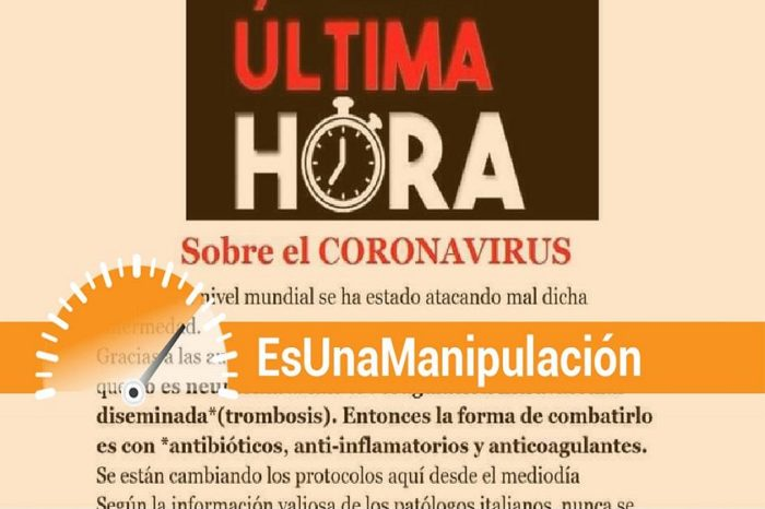 EsPaja: ¿El coronavirus provoca trombosis en vez de neumonía?