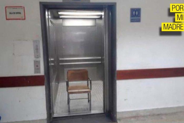 """El ascensor """"inaugurado"""" hace dos días, ya no funciona"""