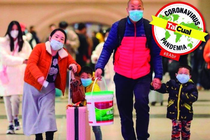 China da por concluida la cuarentena en la ciudad de Wuhan este #8Abr