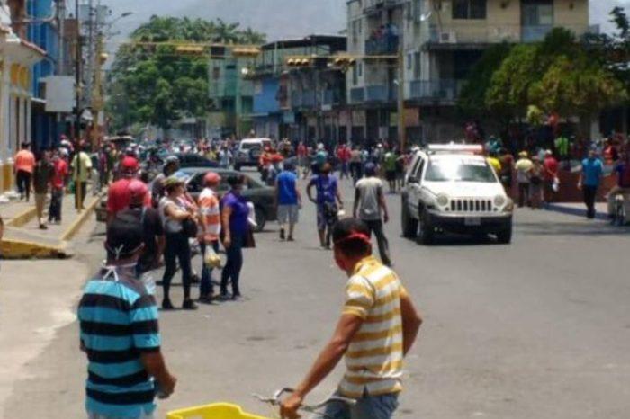 Cumanacoa protestas hambre