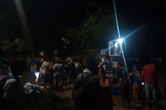 Habitantes de zona fronteriza del Táchira huyen a Colombia por amenazas de paramilitares