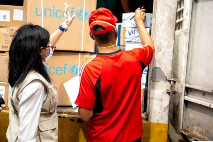 Ayuda humanitaria ONU gasolina