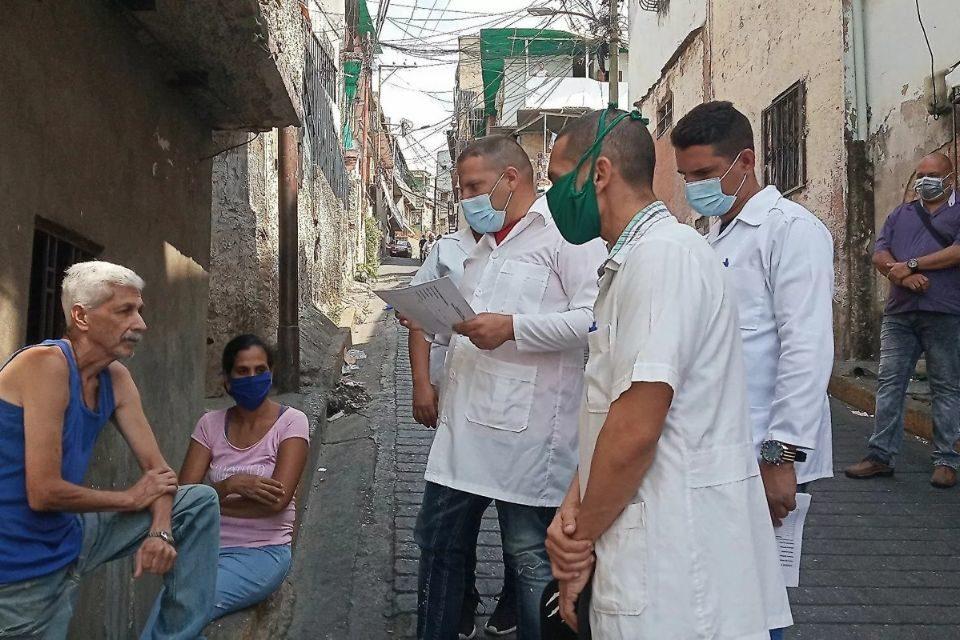 Coronavirus - Venezuela - Personal de salud - Tapabocas