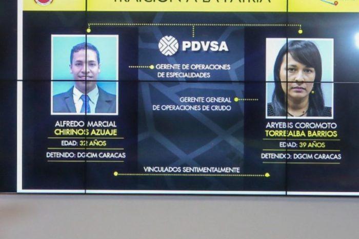 Gerentes de Pdvsa