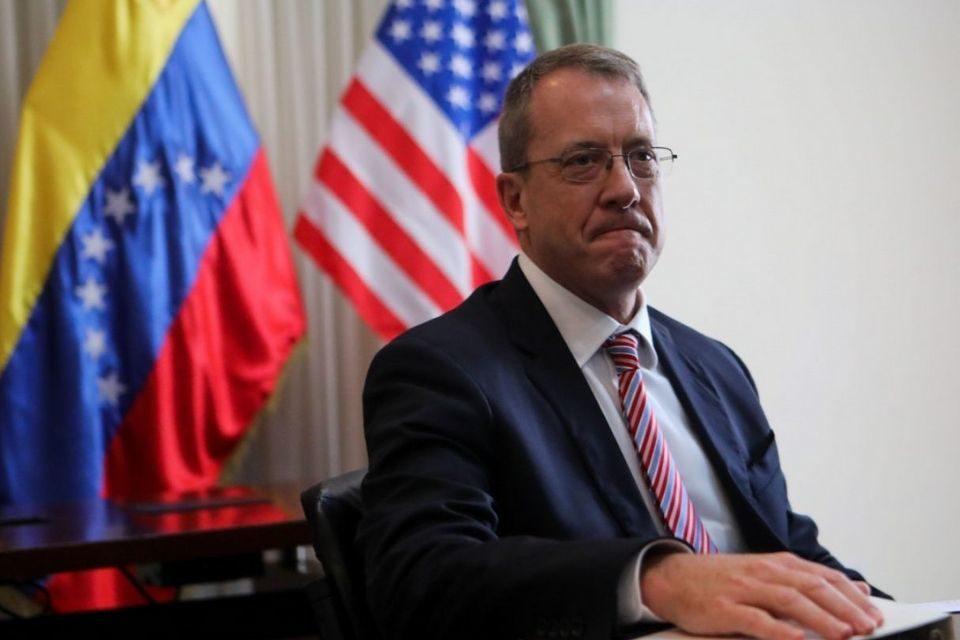 Maduro James Story - Encargado de Negocios para la Oficina Externa de los Estados Unidos para Venezuela