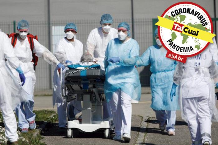 Todo sobre la pandemia | OMS contabiliza más de 62.000 muertes por coronavirus