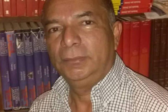 Edinson Oviedo dirigente Vente Venezuela
