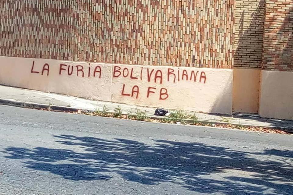 Intimidación Furia Bolivariana