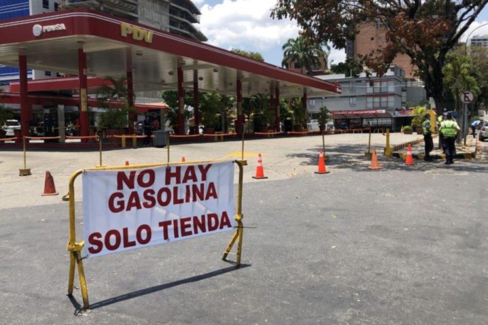 Gasolina VOA