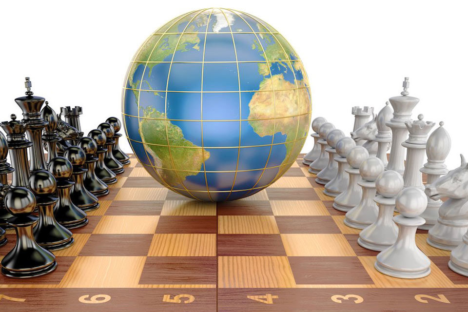 Geopolítica mundial