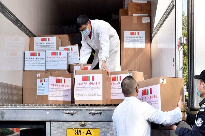 Empresas chinas enviaron a Europa insumos contra covid-19 defectuosos