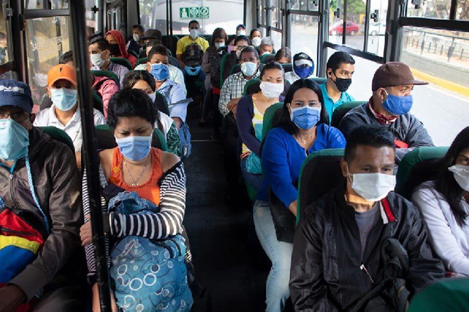 La pandemia en América Latina