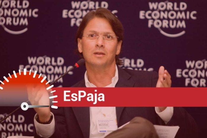 Lorenzo Mendoza EsPaja