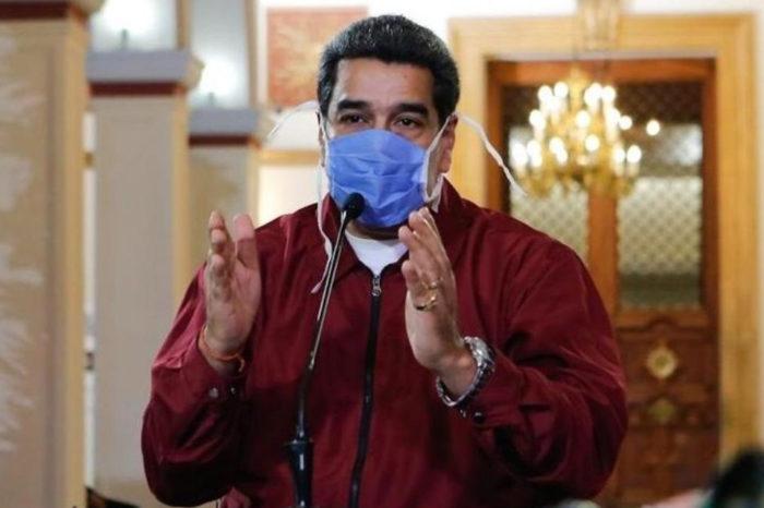 Maduro covid-19 coronavirus Los Naranjos