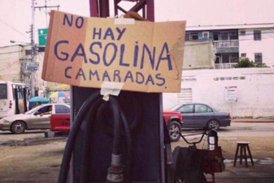 Semana Santa: No hay gasolina