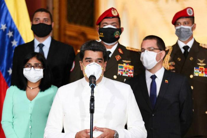 La pandemia venezolana