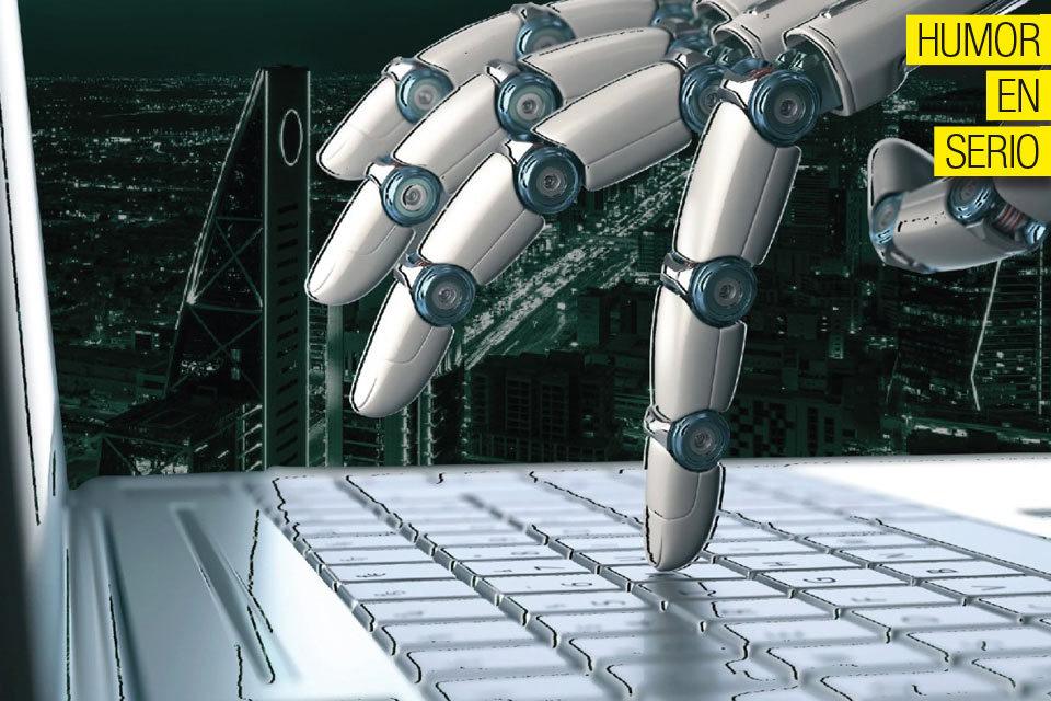 Soy un robot