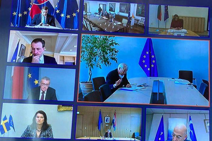 UE apoya suspender las sanciones contra Cuba, Venezuela e Irán durante crisis pandémica