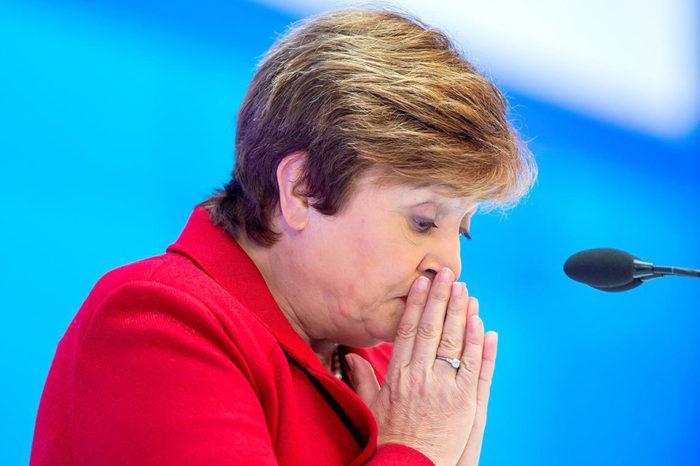 La peor recesión global desde 1929 golpeará a los mercados emergentes y los países en desarrollo con más fuerza, asegura la directora del FMI, Kristalina Georgieva