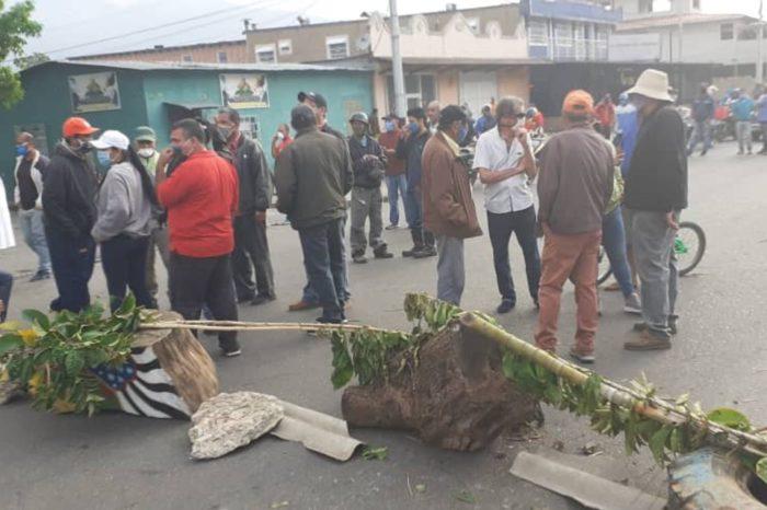 protesta Caripe Monagas 29042020