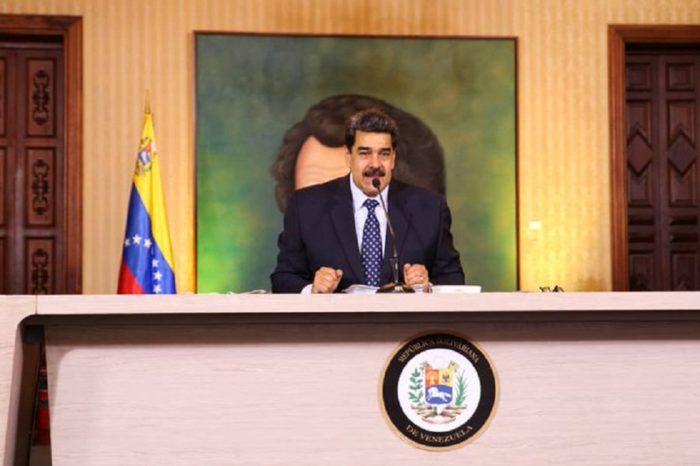 Maduro sobre covid-19